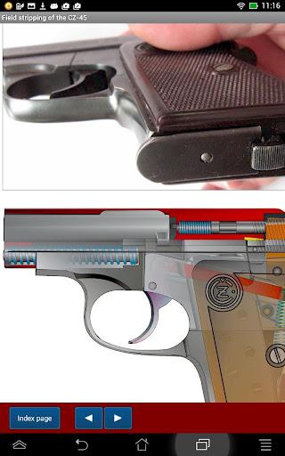 CZ-45 pistol explained