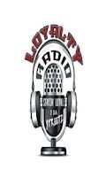 Screenshot of Loyalty Radio