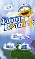 Screenshot of Funny Bounce