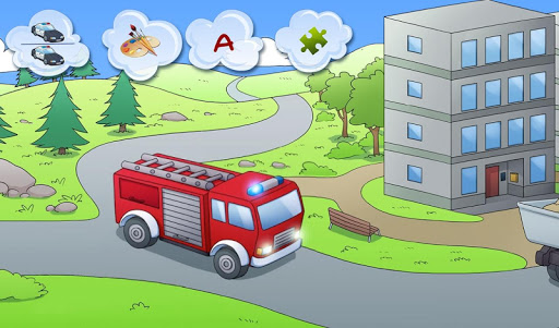 教育必備免費app推薦|神奇的汽车 - 儿童故事书線上免付費app下載|3C達人阿輝的APP
