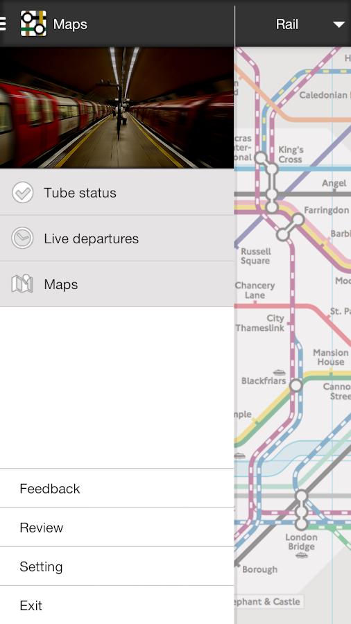 London Tube Master +- screenshot
