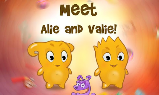 無料书籍AppのVixes - book for kids|記事Game