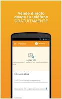 Screenshot of alaMaula Clasificados Gratis