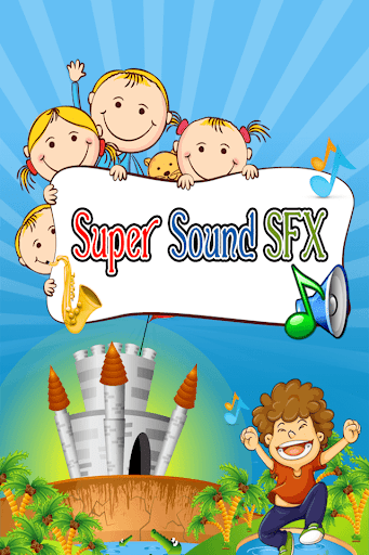 Super Sound SFX-Top Soundboard