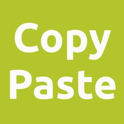 Copy Paste LOGO-APP點子