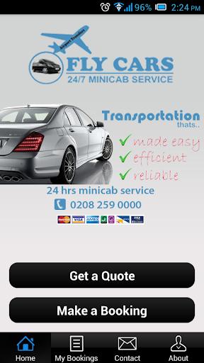 Fly Cars Service