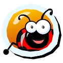 Beetle goes home icon