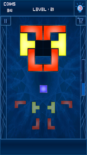 Shape fit Puzzle Game
