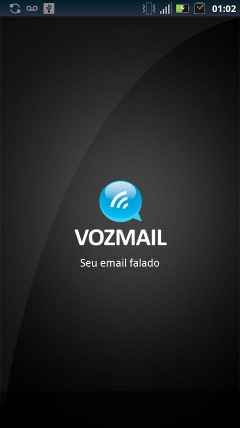 Vozmail - screenshot