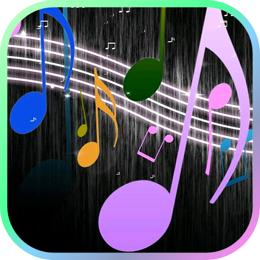 Music Note Live Wallpaper LOGO-APP點子