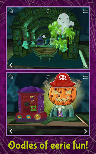 【免費書籍App】Haunted House-APP點子