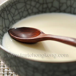 Ginger Milk Pudding, a Natural Custard Recipe