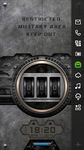 Code Lock Live Locker Theme v1.03