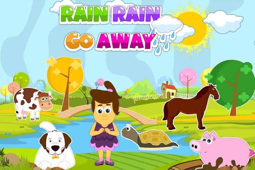 Rain Rain Go Away No Ads