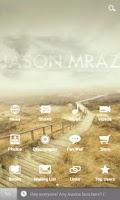 Screenshot of Jason Mraz
