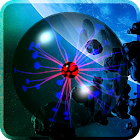 Plasma Orb Live Wallpaper icon