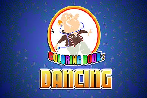 Coloring Book Dancing 1.7.0 screenshots 1