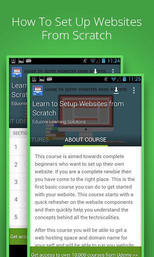 Learn to Setup Websites