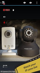 tinyCam Monitor PRO (SALE!) - screenshot thumbnail