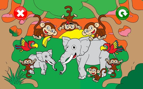 Animal Games for Kids Puzzles - screenshot thumbnail
