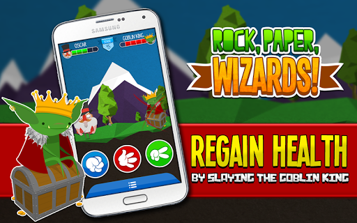 玩休閒App|Rock, Paper, Wizards! HD免費|APP試玩