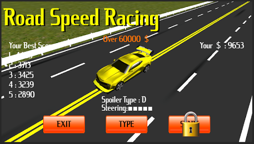 Road Speed Racing