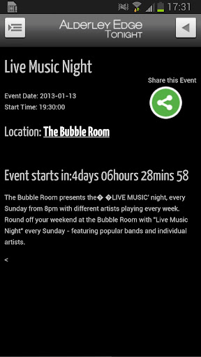 玩旅遊App|Alderley Edge Tonight免費|APP試玩