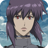 GHOST IN THE SHELL-Icon & WP