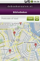 Screenshot of DeBoekensalon