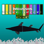 Intellivision Shark Shark Gen2