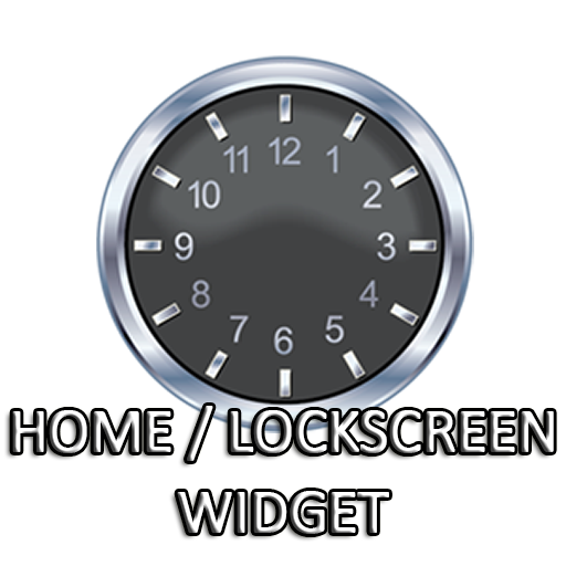 Beautiful Silver Clock 個人化 App LOGO-APP試玩