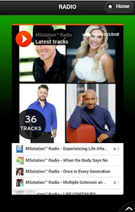 MSstation™ Radio / TV App II- screenshot thumbnail