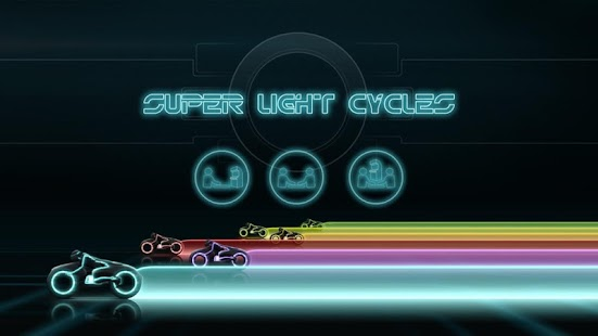 Super Light Cycles +