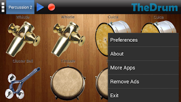 Screenshot of The Drum