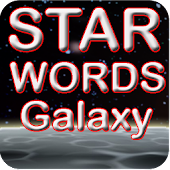 Star Words Galaxy Word puzzle