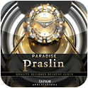 Luxus Clock Widget PRASLIN icon