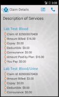 Screenshot of Premera Mobile