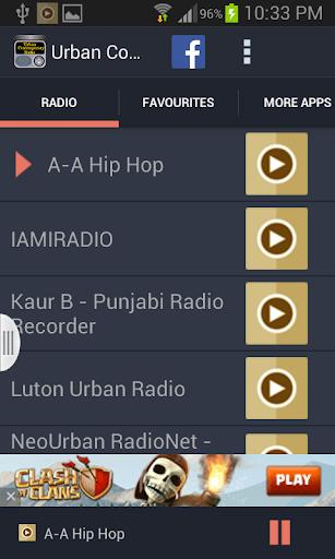 音樂必備APP下載|Urban Contemporary Radio 好玩app不花錢|綠色工廠好玩App