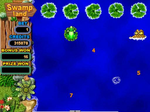 эмуляторы игровых автоматов garage, golden mine, swamp land