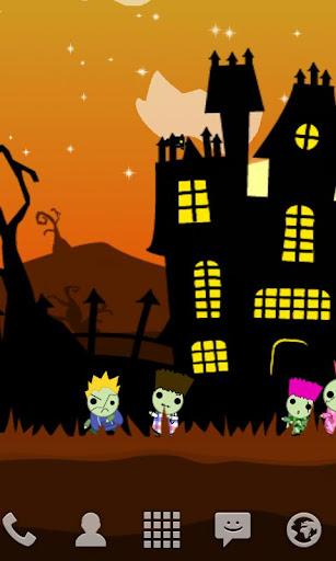 Spookyville LiveWallpaper Lite