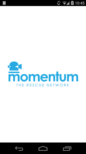 Momentum - The rescue network