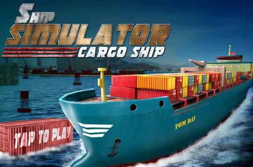 貨船模擬器3D遊戲