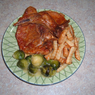 Easy Oven-Barbecued Pork Chops