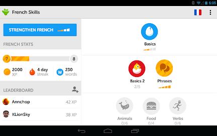 Duolingo: Learn Languages Free Screenshot 12