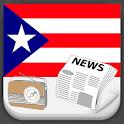 Puerto Rico Radio News icon