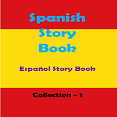 Learn Spanish Book -12 Stories