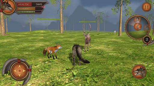 Wolf Simulator 3D Adventure