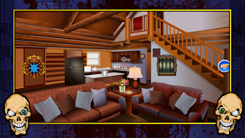 Screenshot of Escape House Of Fear