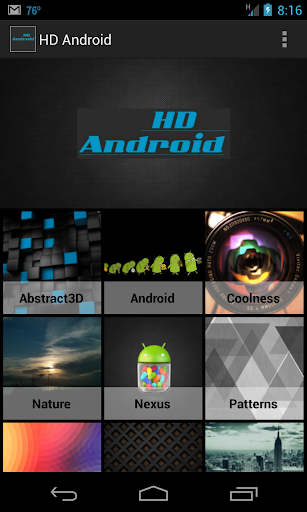 HD Android