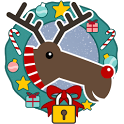 S-Xmas Moose GO Locker Theme icon
